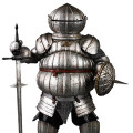【CmToys】CM004 1/6 DIE-CAST ALLOY - ONION SWORDSMAN オニオン ソードマン ナイト 騎士 1/6スケールフィギュア