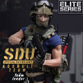 【DAM】No.78034 ELITE SERIES SDU(Special Duties Unit) ASSAULT TEAM - LEADER 飛虎隊 特別任務連 香港警察 特殊部隊 1/6フィギュア