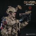 【DAM】No.78040-1 ELITE SERIES DEVGRU K9-handler in Afghanistan アメリカ海軍特殊戦開発グループ (K9 犬なし) 1/6フィギュア