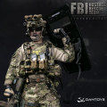 【DAM】No.78042 ELITE SERIES 1/6 FBI HRT AGENT (HOSTAGE RESCUE TEAM) 連邦捜査局 人質対応部隊 1/6フィギュア