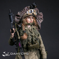 【DAM】No.78043 IDF イスラエル国防軍 女性兵士 1/6スケールフィギュア