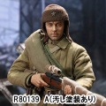 【DID】R80139A WW2 Russian Sniper-Vasily Zaytsev With weathering ソ連軍 狙撃兵 ヴァシリ・ザイツェフ