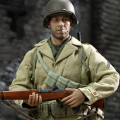 【DID】A80140 WW2 US 2nd Ranger Battalion Series 1 - Private Caparzo アメリカ陸軍 第2レンジャー大隊 カパーゾ二等兵