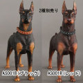 【DID】AS001B AS001R Animal series Doberman Pinscher 1/6スケール 犬 ドーベルマン