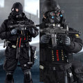 【DID】MA1005 British Special Air Service (SAS) B Squadon Black Ops Team - Sean イギリス陸軍 特殊空挺部隊 シーン