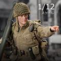 【DID】XA80001 1/12 PALM HERO WW2 US 101st airborne Division - Ryan アメリカ陸軍 第101空挺師団 ライアン一等兵