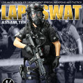 【DID】MA1001 LAPD S.W.A.T. ASSAULTER, Driver ロサンゼルス市警察 特殊火器戦術部隊 強襲隊員 ドライバー