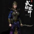 【DAM】DMS017 Martial Universe - Mu Qianqian (played by Liu Yan) 神龍 シェンロン 穆仟仟(ボクセンセン) リウ・イエン