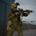 【EASY&SIMPLE】26043A 31st Marine Expeditionary Unit's Maritime Raid Force Visit, board, search, and seizure 31st MEU MRF VBSS