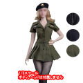 【FireGirlToys】FG070 ABC US Military Style seamless pantyhose series suit ミリタリースーツ 1/6スケール 女性コスチューム