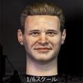 【Facepoolfigure】FP-H-006 WW2ソビエト連邦狙撃兵 ヴァシリ・ザイツェフ 1/6スケール 男性ヘッド