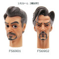 【FingerSnap】FS6901 / FS6902 1/6スケール 男性ヘッド