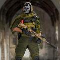 【General's Armoury】GA1003 Special Operative Phantom Modern Version 特殊部隊 ファントム 1/6スケールミリタリーフィギュア