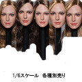 【GACTOYS】GC024 European and American women's head carving 1/6スケール 植毛 女性ヘッド