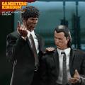 【DAM】GK015 Gangsters Kingdom Heart4 Vincent & Kerr ヴィンセント&カール 1/6スケールフィギュア 2体セット