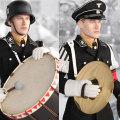 【3R】GM629 WW2 ドイツ軍 SS 軍楽隊 ベースドラマー/シンバル奏者 アーロン