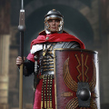 【HHmodel & HaoYuTOYS】HH18001 Rome Imperial army-reloaded infantry ローマ帝国 重装歩兵 1/6スケールフィギュア