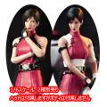 【Hot Heart】FD006 A B Woman spy 女性スパイ 1/6スケール 女性ヘッド&コスチュームセット