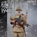 【IQO MODEL】91001 1/6 WW2 1944 Battle of Tengchong 大日本帝国陸軍 九六式軽機関銃 機関銃手