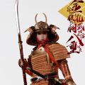 【IQO MODEL】91005B 1/6 武田信玄側室 八重 金塗切付小札二枚胴 DXアディショナル版 1/6スケール女性フィギュア
