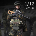 【crazyfigure】LW009 1/12 Russian alpha special forces sniper