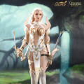 【Lucifer】LXF1904A Elf Queen Emma (Armor Version) エルフ クイーン エマ アーマーバージョン