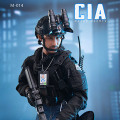 【MiniTimesToys】MT-M014F 1/6 CIA Armed Agents set (With Head and Body) アメリカ中央情報局 武装エージェント