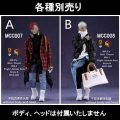 【MCCTOYS x Mr.Z】MCC007 MCC008 1/6スケール 男性用コスチューム