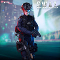 【MiniTimesToys】MT-M016 1/6 S.W.A.T. Special Weapons and Tactics スワット アメリカ警察特殊部隊 女性隊員 1/6スケールフィギュア