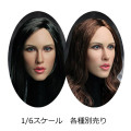 【MR TOYS】MT2018-01-A -B beauty headsculpt 1/6スケール 植毛 女性ヘッド