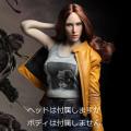 【MR TOYS】MT2018-01-C Megan set 1/6スケール 女性ヘッド&コスチュームセット