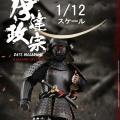 【COO】PE006 1/12 PALM EMPIRES - DATE MASAMUNE (STANDARD EDITION) 独眼竜 伊達政宗 通常版 1/12スケールフィギュア