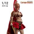 【TBLeague】1/12 Captain Sparta PL2019-143B 上海ワンフェス2019 キャプテン・スパルタ  1/12スケール シームレス女性ボディフィギュア