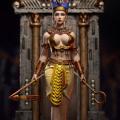 【TBLeague】TBリーグ PL2020-164 1/6 Nefertiti ネフェルティティ 1/6スケール シームレス女性ボディフィギュア