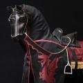 【POPtoys】ALS007 1/6 Armor Legend Series-The Era of Europa War Black armor horse ブラックアーマーホース 騎馬 軍馬 黒馬