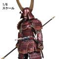 【COO】SE028 1/6 赤夜叉 井伊直政 通常版 1/6スケールフィギュア