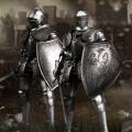 【COO】SE038 1/6 ナイツ オブ ザ レルム 王室騎兵連隊2体セット 1/6スケールフィギュア