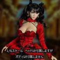 【SUPERDUCK】SET054 魔法少女 1/6スケール 女性ヘッド&コスチュームセット