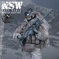 "【Soldier Story】SS109 1/6 NSW WINTER WARFARE ""MARKSMAN"" Navy SEALs アメリカ海軍特殊部隊 ネイビーシールズ 冬季"