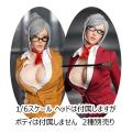 【SUPERDUCK】SET044 Explosive milk sister 1/6スケール 女性ヘッド&コスチュームセット
