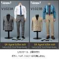 【VORTOYS】V1023 1/6 Agent Killer Suit 1/6スケール 男性ビジネススーツセット