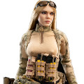 【VeryCool】VCF2037B 1/6 A-TACS FG Double Women Soldier - JENNER (B Style) 女性兵士 ジェンナー 1/6スケール女性フィギュア