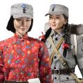 【VeryCool】VCF-2038B 1/6 中国共産党 八路軍 女性衛生兵 豪華版 1/6スケール女性フィギュア