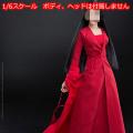 【VeryCool】VCL1003 1/6 Ancient Costume Red Dress Set 中国古代衣装 レッドドレス 1/6スケール 女性ドール用コスチューム