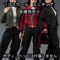 【VERYCOOL】VCL-1007 ABC 1/6 Fashion Jacket SET 1/6スケール 女性コスチュームセット