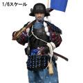 【WGRtoys】WGR002 1/6 Japan Warring States Series - Samurai gunner group 日本 戦国時代 侍 鉄砲隊 鉄砲大将 1/6スケールフィギュア
