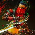 【WAR STORY】WS008 1/6 Orc Female Assassin for the tribe! 部族のためのオーク女性暗殺者! 1/6スケールフィギュア
