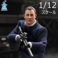"【DID】XM80003 1/12 PALM HERO MI6 Agent ""Jack"" MI6 エージェント ジャック 1/12スケールアクションフィギュア"