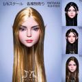 【YMtoys】YMT044 Elf 2.0 Beauty headsculpt エルフ 妖精 1/6スケール 植毛 女性ヘッド