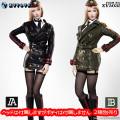 【ZYTOYS】ZY5035 Female Uniform 女性ミリタリーユニフォーム 軍服  1/6スケール 女性ヘッド&コスチュームセット